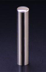 チタン印鑑/銀行印 プリズム【カラー】 ギャラクシーミラー 12.0mm 【印鑑ケース付】