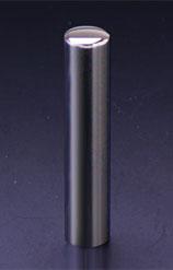 プレミアムチタン/認印 プレミアムブラック 12.0mm 【印鑑ケース付】
