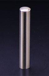 チタン印鑑/認印 プリズム【カラー】 ギャラクシーミラー 10.5mm 【印鑑ケース付】